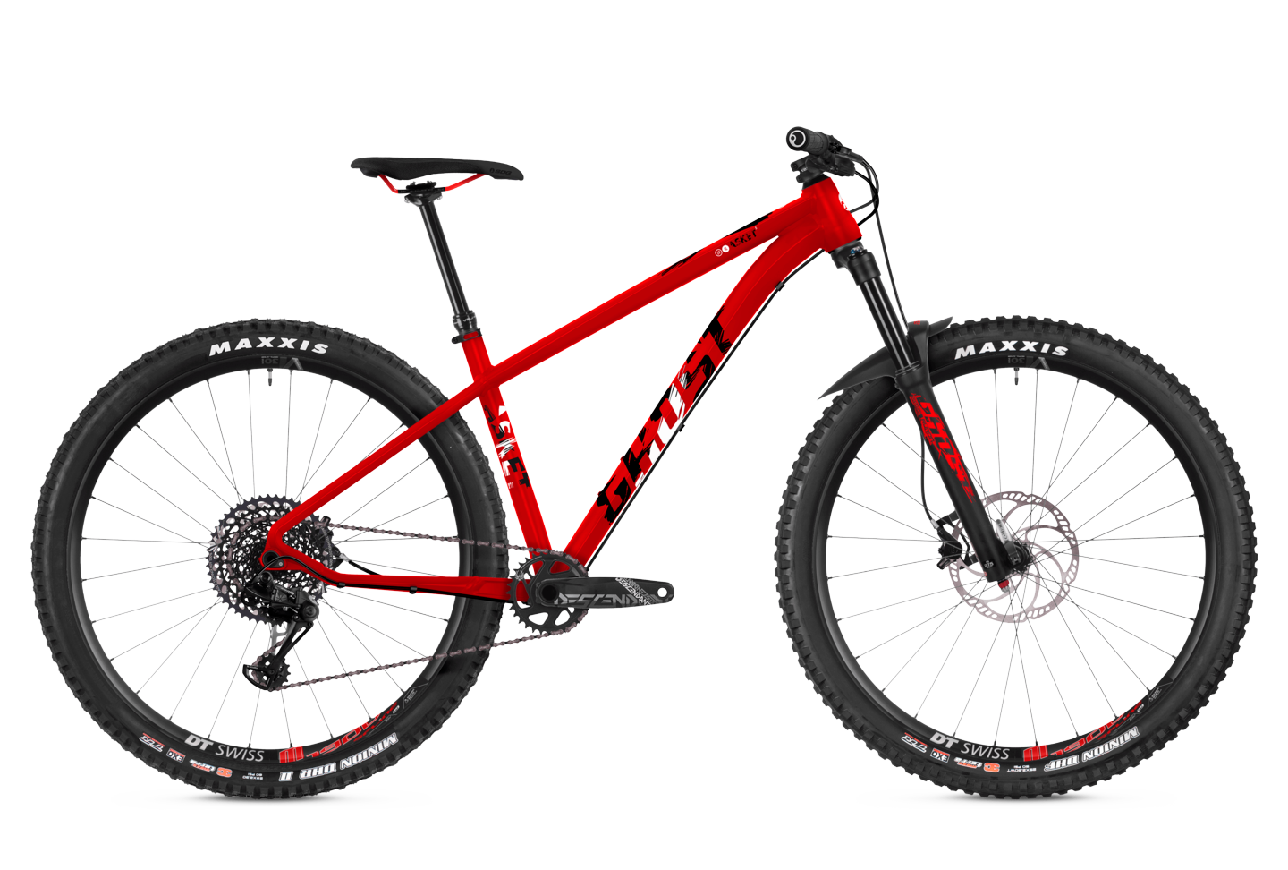 Bicicleta Ghost Asket 8.9 en Grip Bikes