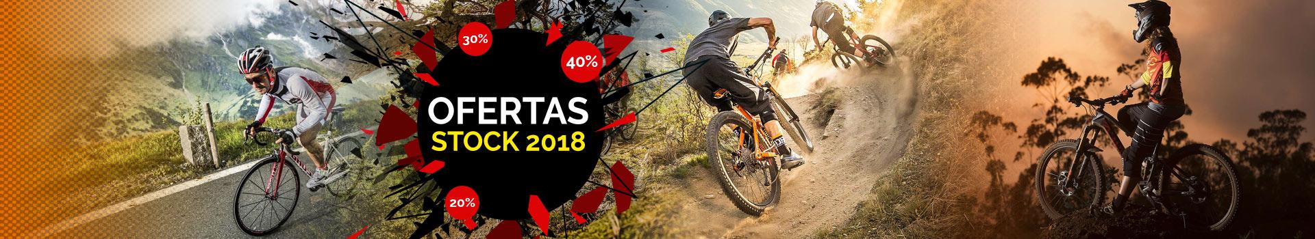 ofertas, stock 2018, tienda bicicletas tui