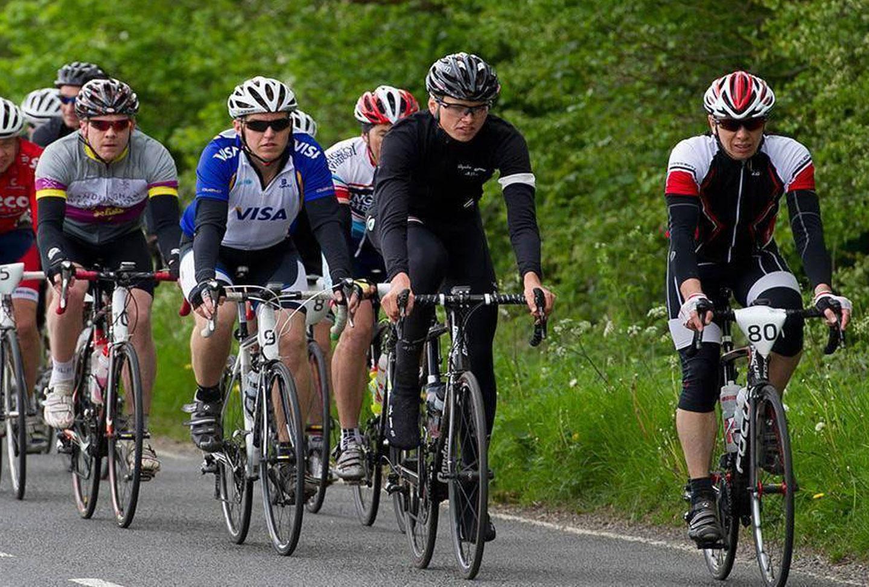 alimentación equilibrada ciclistas