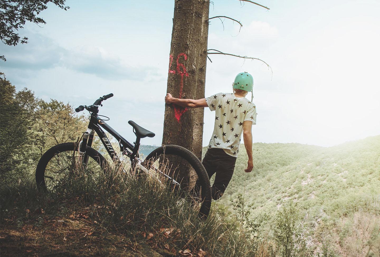 rutas en bici, ciclismo en plena naturaleza, alquiler de bicis